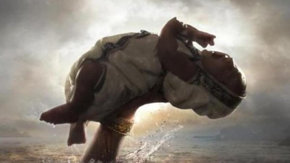Baahubali The Beginning initially had a limited release in 2014.