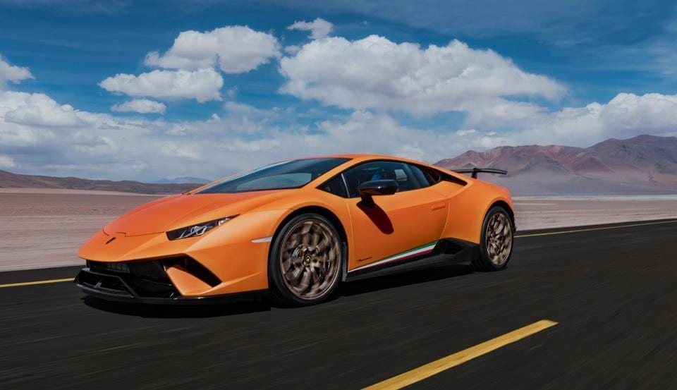Lamborghini Huracan Performante Launched At Rs 3 97 Crore Top Speed