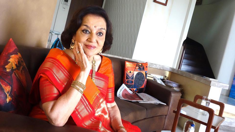 Asha Parekh,Autobiography,Salman Khan