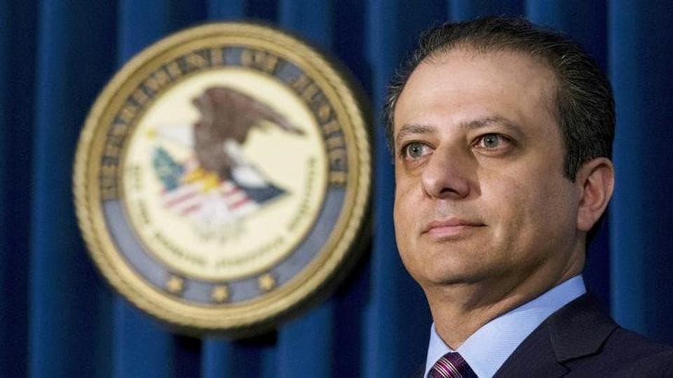 Preet Bharara,Former US attorney,US hate crimes