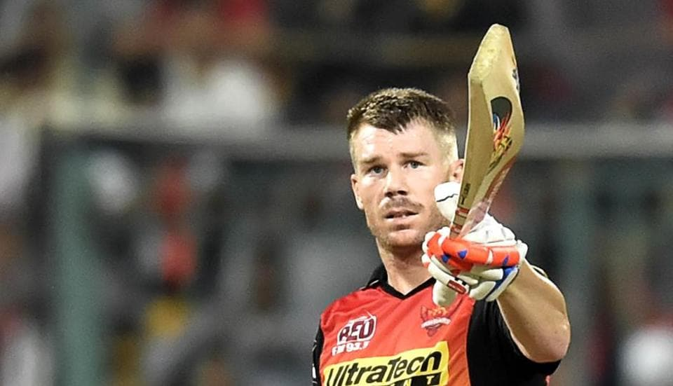 David Warner had captained Sunrisers Hyderabad to their first Indian Premier League title last year.