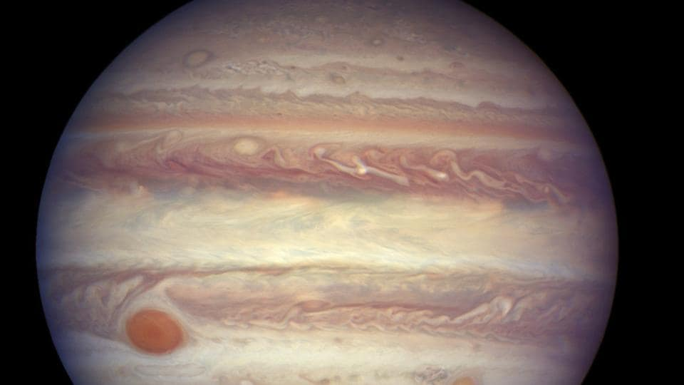 Jupiter in all its glory, as seen by Hubbl
