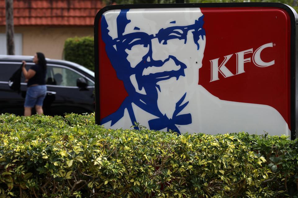 KFC,chickens raised with human antibiotics,McDonaldCorp