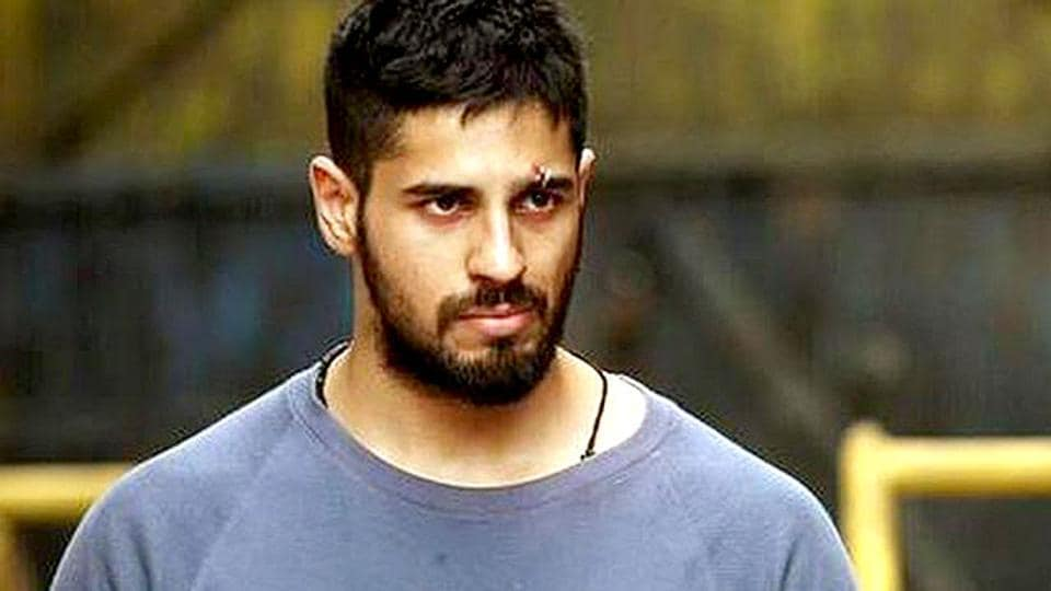 Sidharth Malhotra in a still from Brothers.