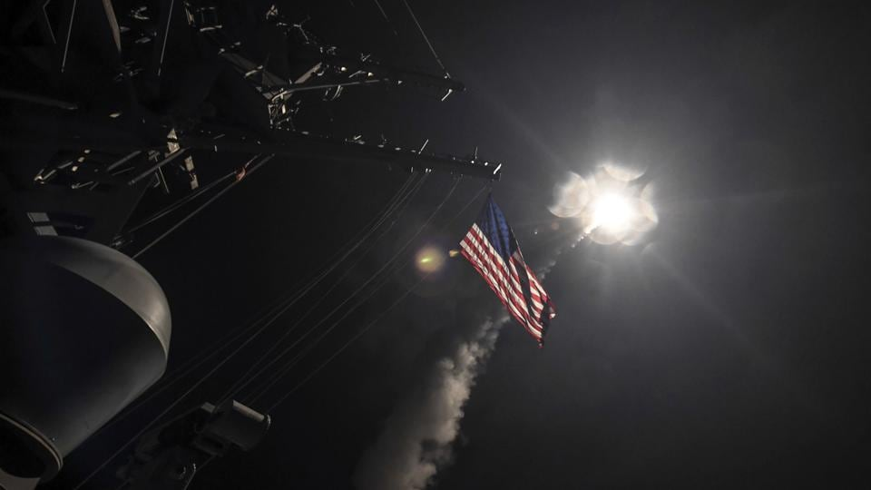 US,US missile attack on Syria,Syria gas attack