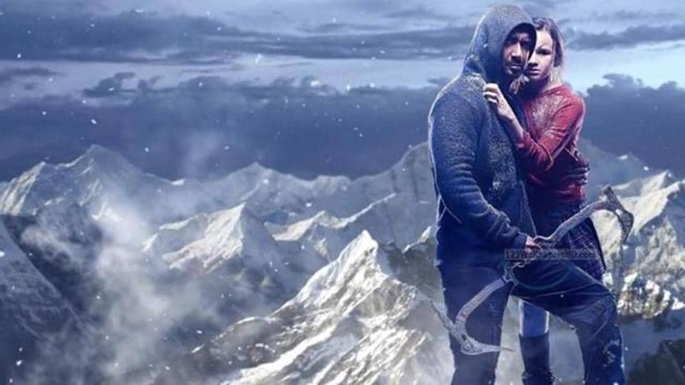 Shivaay bagged the award for best visual effects.