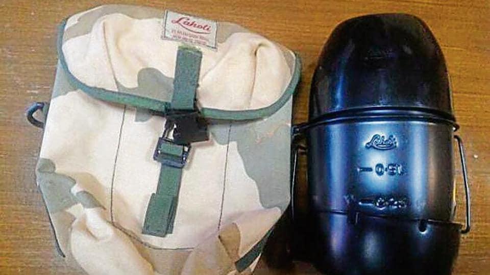 Indo-Tibetan Border Police,Sino-Indian border,Special water bottle
