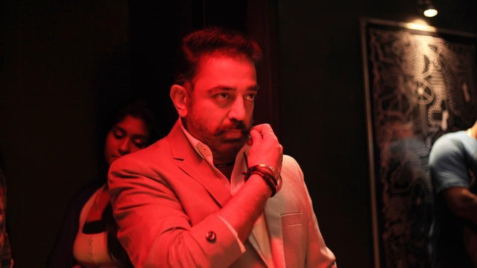 Kamal Haasan,Fire,Escape
