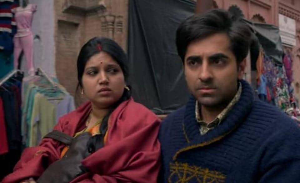 Actor Bhumi Pednekar played an overweight girl in the 2015 film Dum Laga Ke Haisha.