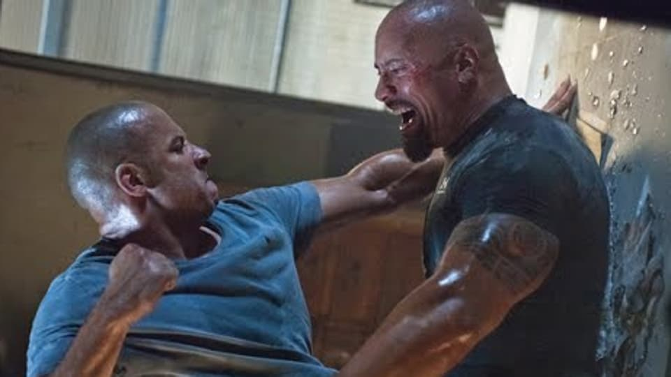 Vin Diesel and Dwayne Johnson will soon be seen in Fate Of The Furious.