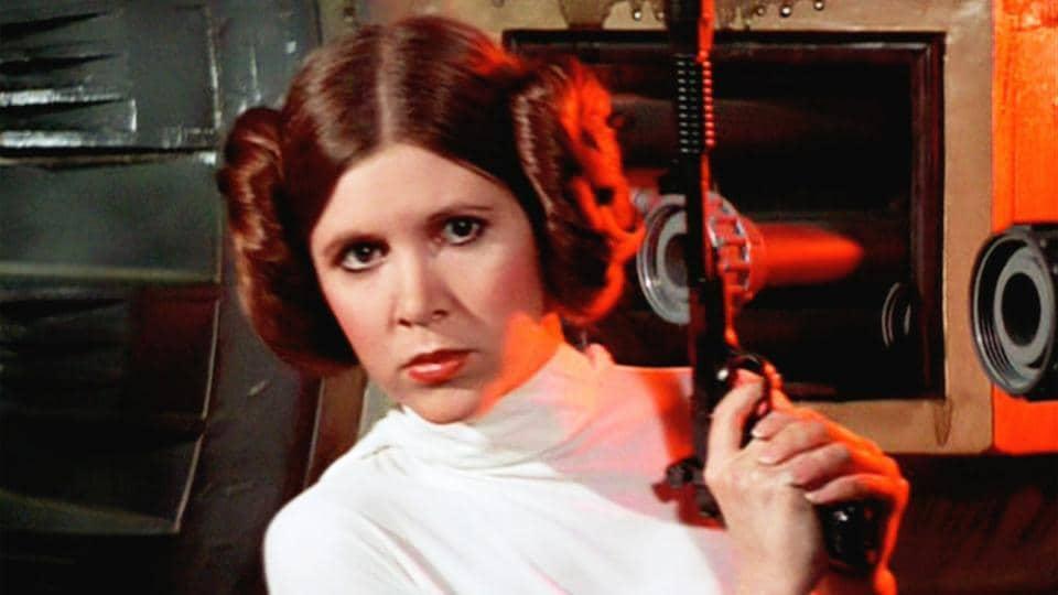Leia,Carrie Fisher,Princess Leia