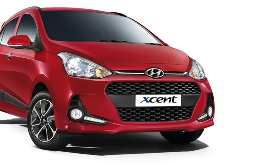 Hyundai Xcent,2017 Hyundai Xcent,Xcent facelift