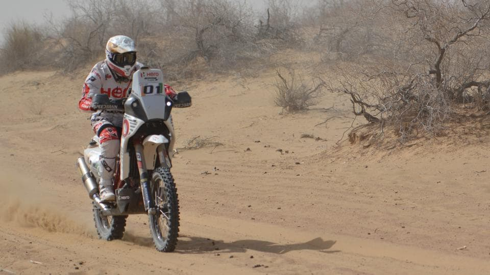 India Baja,Baja rally,TVS Racing