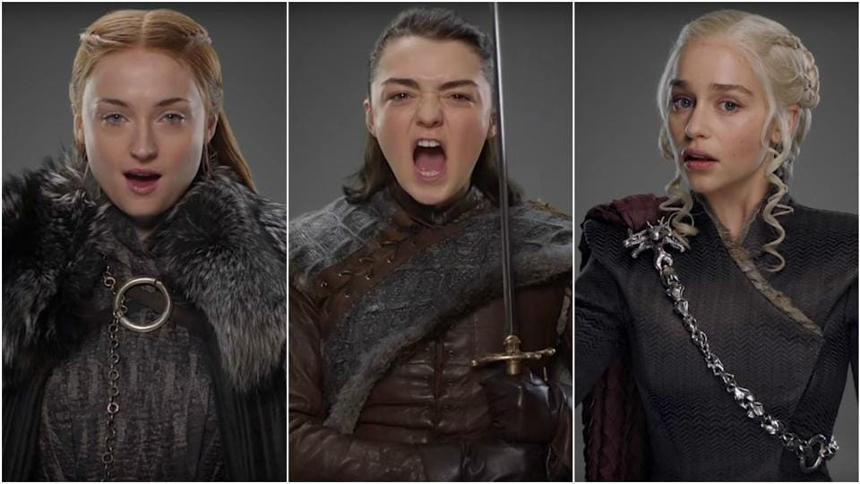 Game of Thrones,Promos,Costumes
