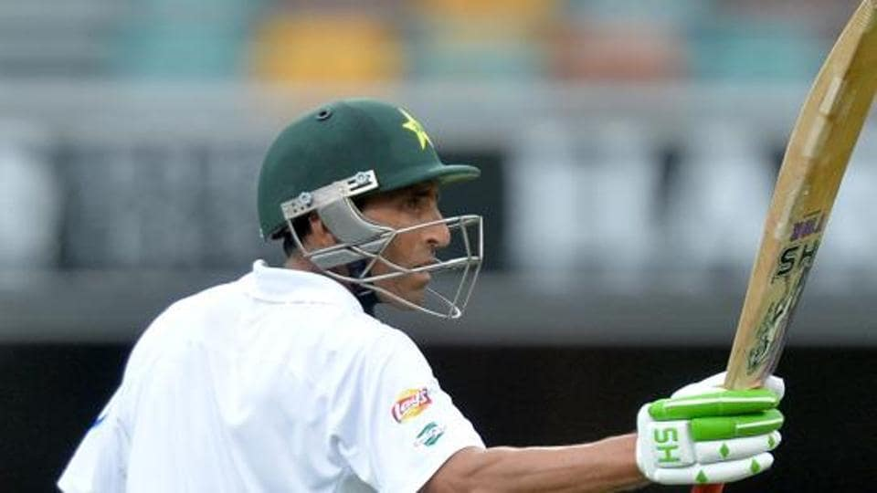 Younis Khan needs only 23 runs to become the first Pakistan batsman to reach 10,000 Test runs as the series against the West Indies becomes his last international assignment.