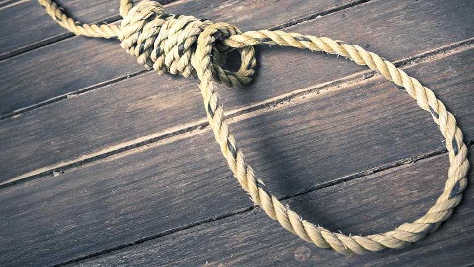 A 32-year-old woman, working in the Sopore branch of HDFC Bank, was found hanging at her home. (Representative photo)