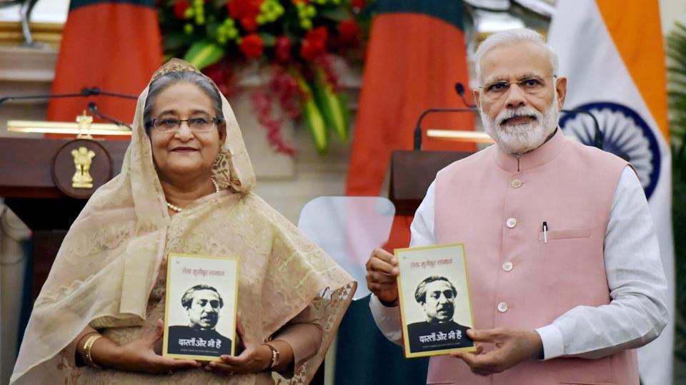 Narendra Modi,Bangladesh Liberation War,Sheikh Hasina