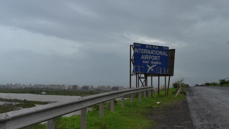 Navi Mumbai airport,Airport,Cidco