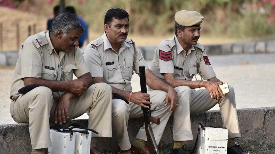 Lack of adequate manpower has hurt policing in Gurgaon.