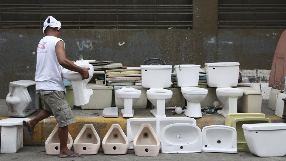 Prime Minister Narendra Modi's pet ODFcampaign aims to improve sanitation among people in India by ensuring modern toilets—which have amenities like toilet paper and flush system—are built, including by the people themselves in their houses.