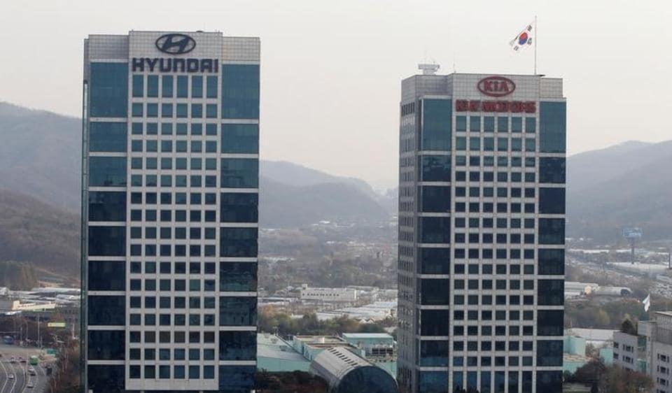 Seoul Photo Motors Headquarters Seen Hyundai Motor Fd E C E B C F F Ee E