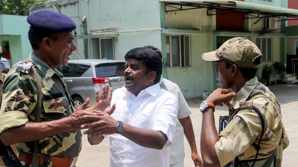 C Vijayabaskar,Tamil Nadu,Health Minister