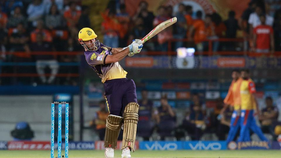 Chris Lynn opened the batting for Kolkata Knight Riders and he responded with a magnificent 41-ball 93 as KKR secured a 10-wicket win over Gujarat Lions in the 2017 Indian Premier League.