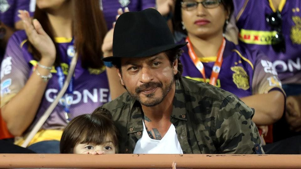Shah Rukh Khan has been a regular feature for KKR's game during their campaigns in the IPL. (BCCI)