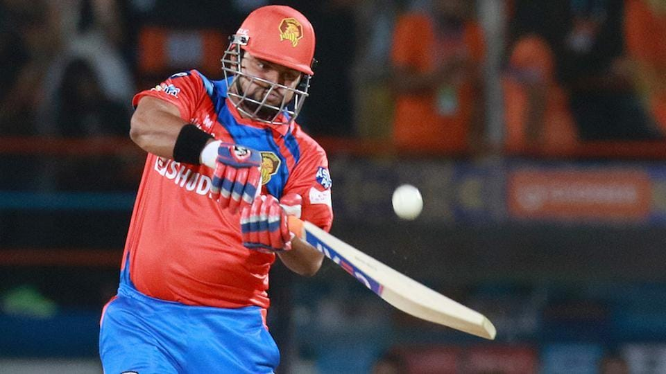 Suresh Raina scored his 29th IPL half century. (BCCI)