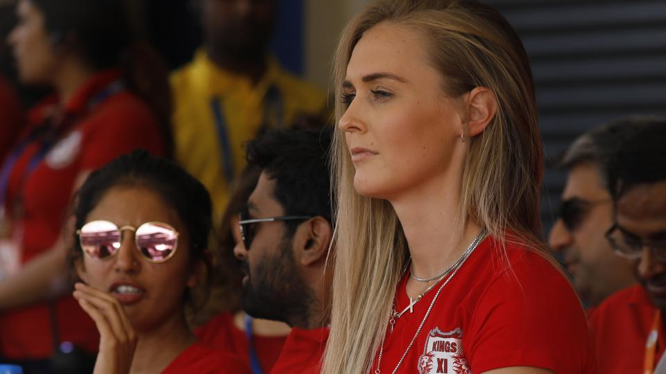 Plenty of support was present for Kings XI Punjab during their Indian Premier League match against Rising Pune Supergiants at the Holkar Stadium in Indore on Saturday.  (BCCI)