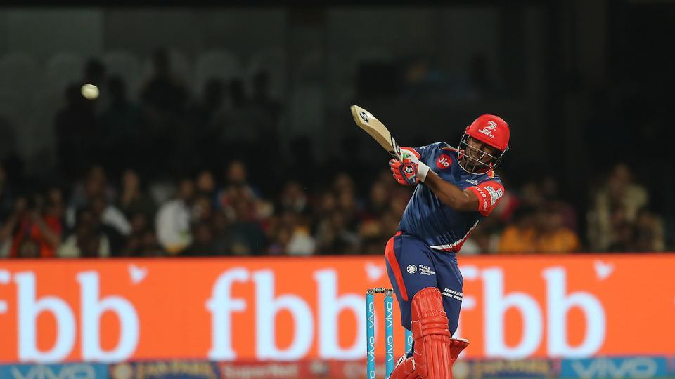 Rishabh Pant's heroics went in vain as Royal Challengers Bangalore defeated Delhi Daredevils by 15 runs to register their first win in the 2017 Indian Premier League. Catch full cricket score of Royal Challengers Bangalore vs Delhi Daredevils here.