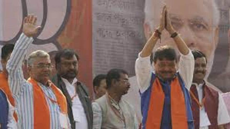 BJP,social media,Ram Navami