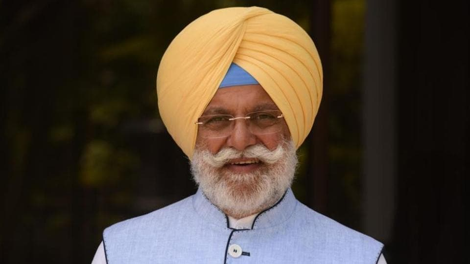 Power and irrigation minister Rana Gurjeet Singh.