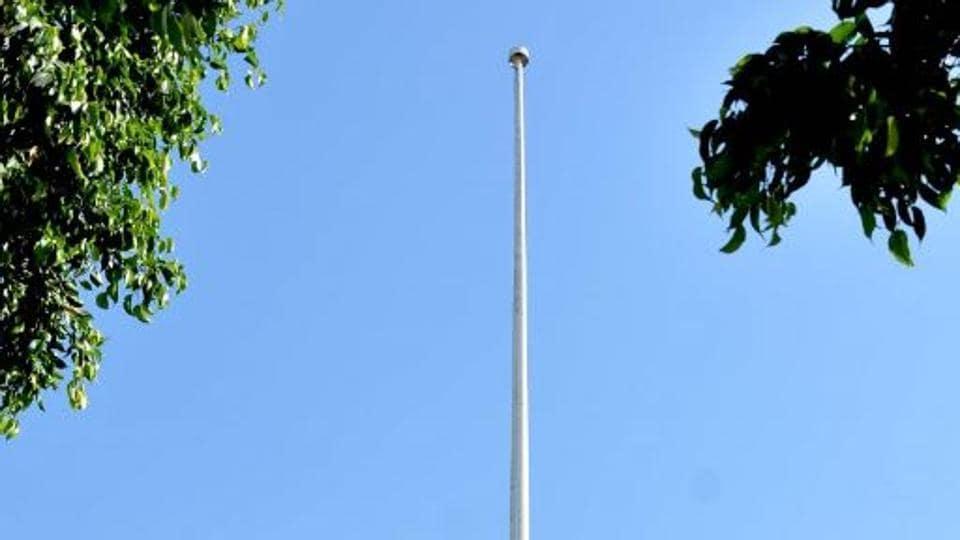 Tallest Tricolour,Pak border,Punjab home department