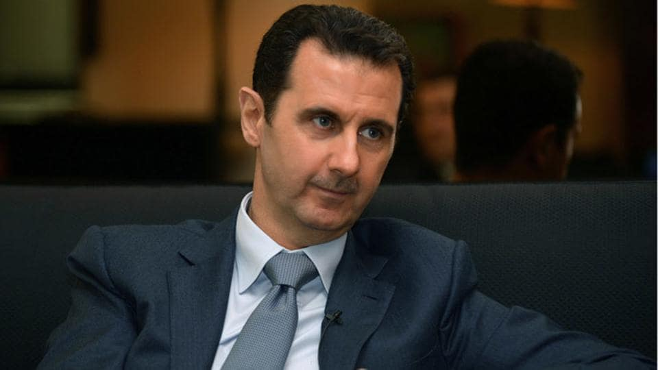 Top Trump administration officials say a Syrian chemical weapons attack that triggered retaliatory American airstrikes hasn't shifted US priorities toward ousting Syrian President Bashar Assad.