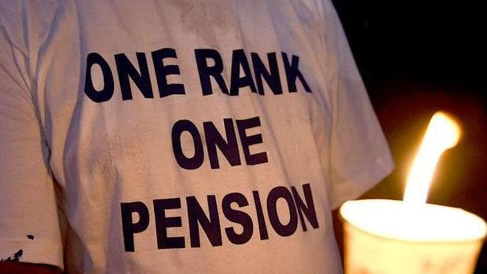 OROP,soldiers,Corps Day