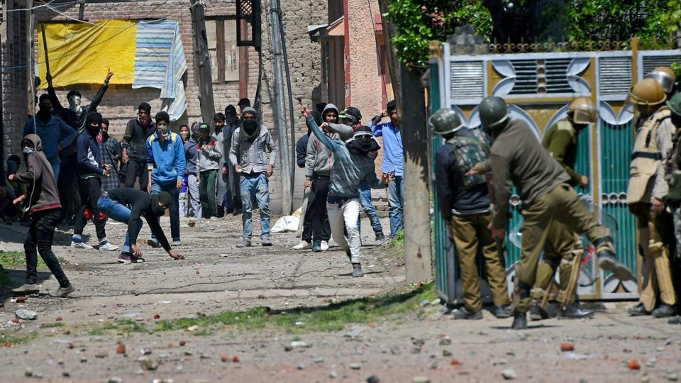 Indian army kills four as strike paralyses life in held Kashmir