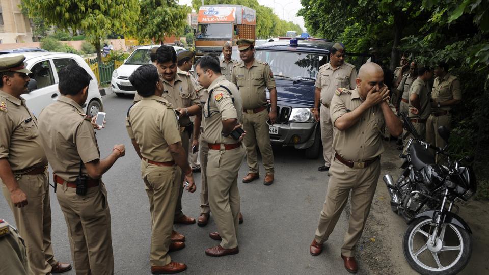 Noida police,crime rate,Noida