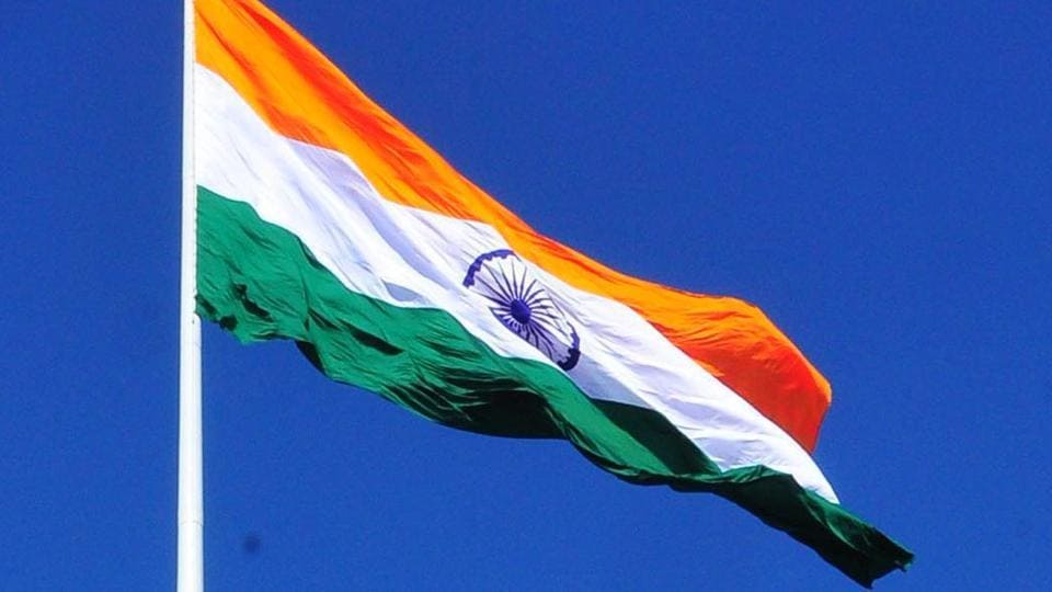 The Tricolour was hoisted on the country's tallest flagpost (360 feet) at the Indo-Pak Attari border on March 5.