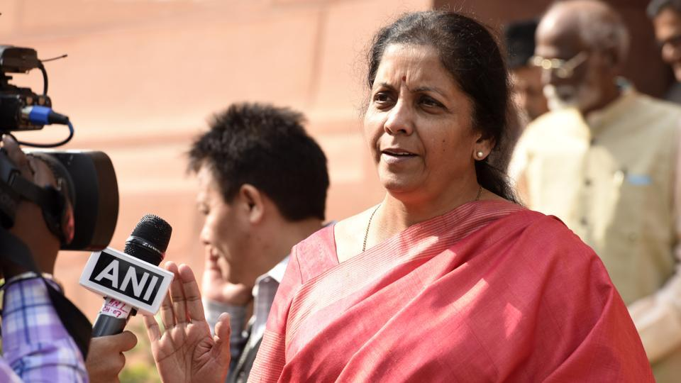 Nirmala Sittharaman said the government is working with Nasscom and also the IT industry and taking their inputs.