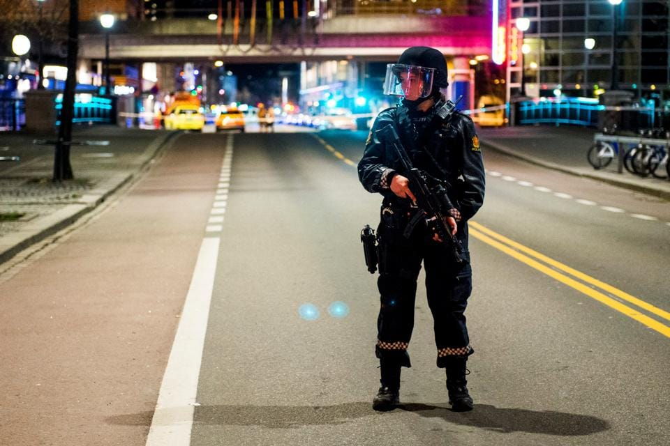 Norway terror alert,Norway police,Norway terror suspect