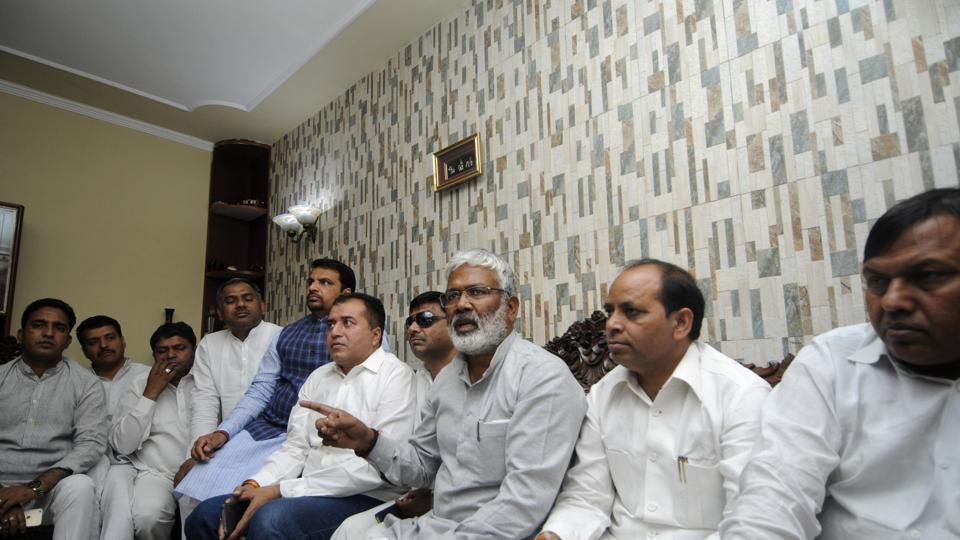 Singh made a surprise visit to take stock of the functioning of the transport department in the district and interacted with senior district officials.