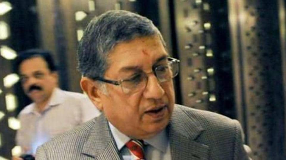 The Board of Control for Cricket in India adjourned its Special General Meeting in New Delhi on Sunday as the Supreme Court is likely to give directions whether ex-board chief, N Srinivasan, (in pix) can be chosen to attend a crucial ICCmeeting.