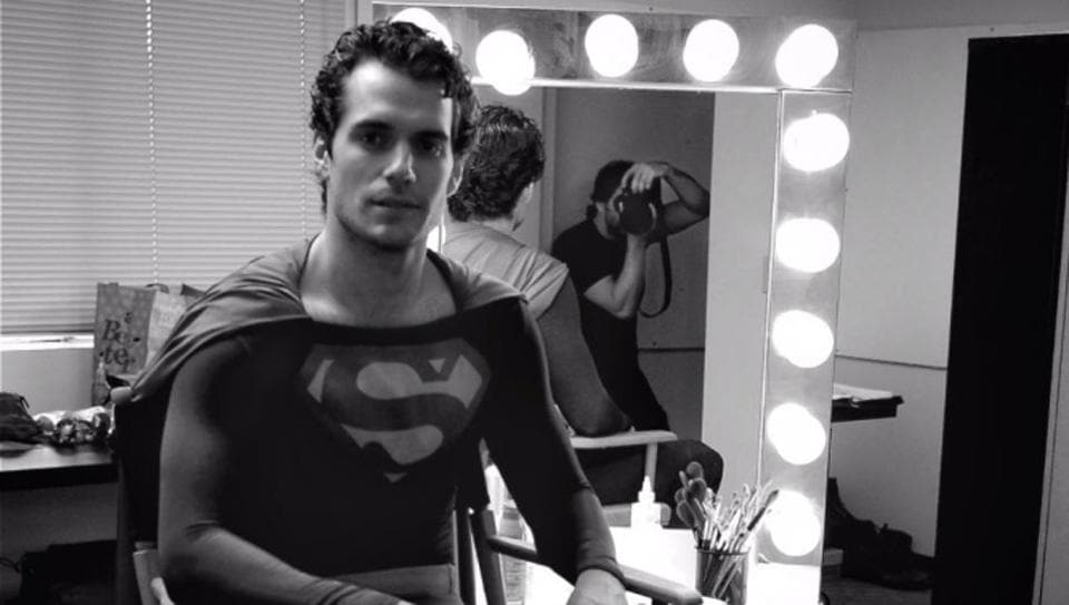 Cavill will next be seen as Superman in November's Justice League.