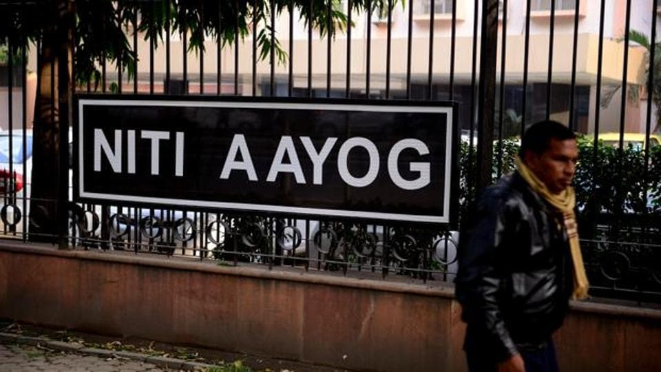 Niti Aayog,action plan,Rao Inderjit Singh
