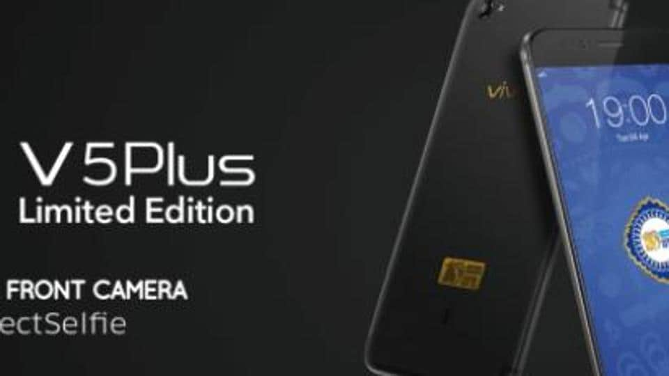 The limited edition of Vivo V5 Plus is now available for purchase on Vivo exclusive stores, offline stores and Flipkart.