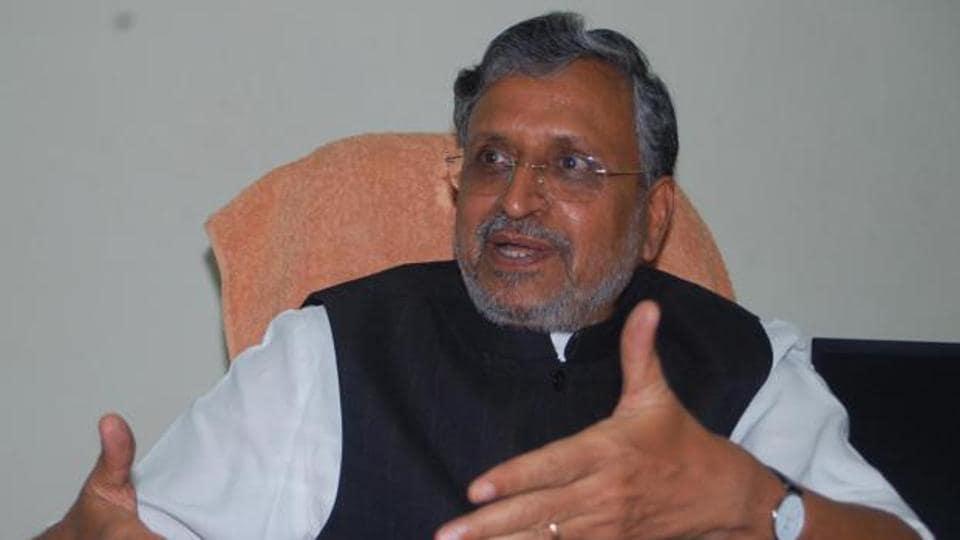 Sushil Modi,Bihar,Nitish Kumar