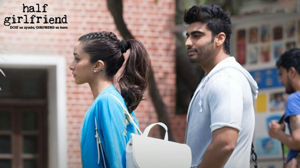 Arjun Kapoor plays a simple Bihari guy named Madhav Jha in Half Girlfriend.