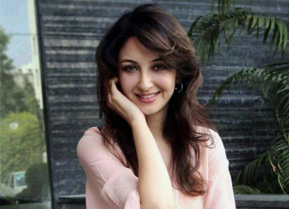 Saumya Tandon plays Anita Bhabhi on Bhabhiji Ghar Par Hain.