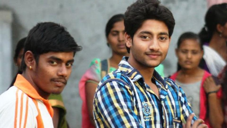 Aakash Thosar played Prshant Kale in Sairat.